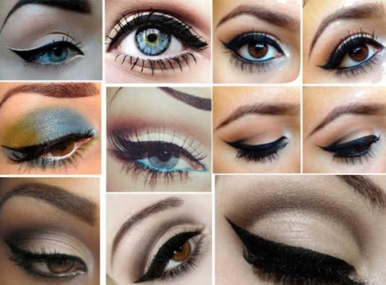 Eyeliner Etkisi Gün Boyu Nasıl Kalır